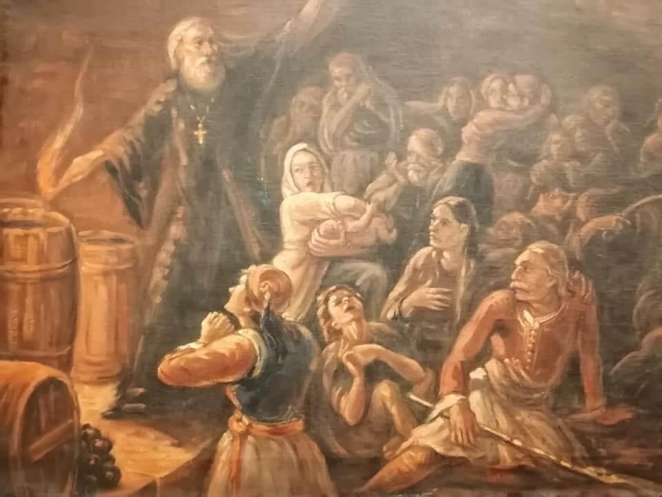 Ανατίναξη Ανεμόμυλου από τον Ιωσήφ Ρωγών